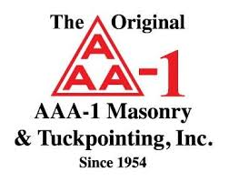 AAA-1 Masonry & Tuckpointing Serving Chicagoland's Masonry Restoration & Preservation Needs for Over 60 Years